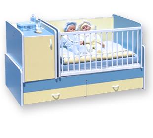 легло-люлка George