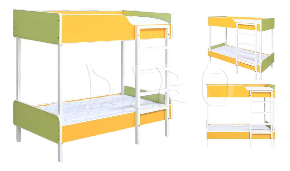 Двуетажни легла