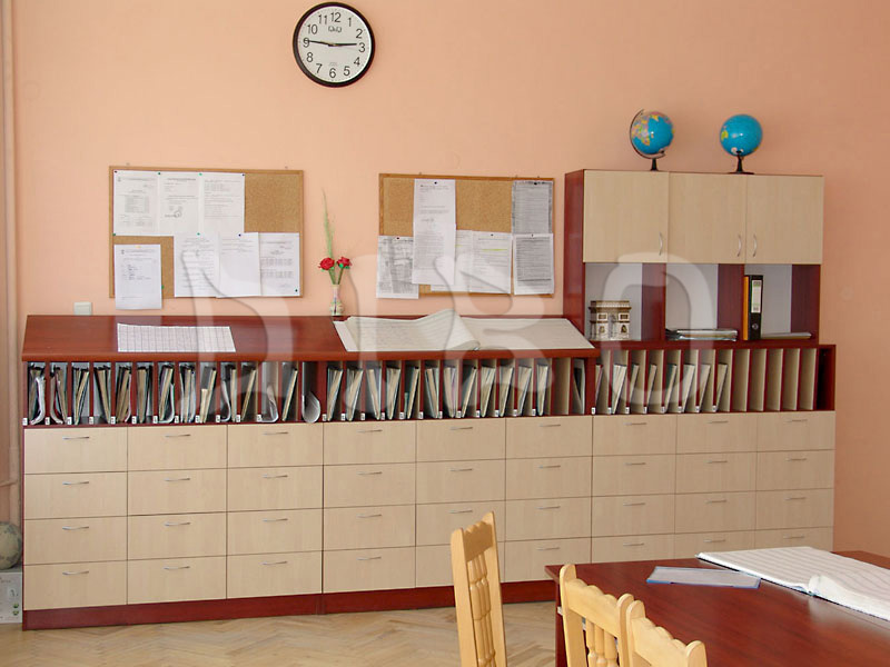 Кабинети – учителски, директорски